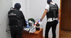 Mundurowi przechwycili substancje do produkcji tabletek gwałtu
