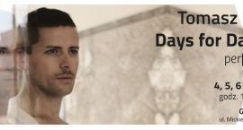 Tomasz Bazan: Days for Dancing – preludium do Dni Sztuki Współczesnej 2014