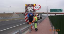 Jazda bez ograniczeń. Można gnać 120 km/h do Warszawy prawie na całej trasie