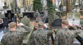 Żołnierze pamiętali o poległych bohaterach