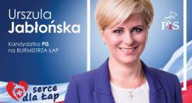 Łapy: Urszula Jabłońska przegrywa w Łapach. Powrót do przeszłości?