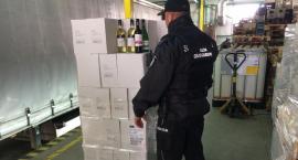 Litewską ciężarówką jechało wino bez akcyzy