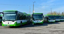 Nowe mercedesy będą woziły pasażerów Białostockiej Komunikacji Miejskiej