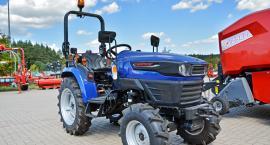 Sklep rolniczy ma teraz w ofercie ciągniki kompaktowe Farmtrac