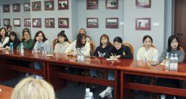 Studenci z Chin na białostockiej uczelni