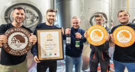 Browar Waszczukowe najlepszym piwem w Polsce