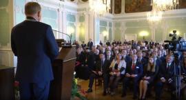 Radni Rady Miasta i Prezydent Białegostoku złożyli ślubowania
