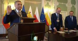 Tadeusz Truskolaski zaprzysiężony został po raz czwarty