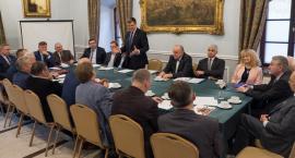 Wojewódzka Rada Dialogu Społecznego obradowała w Tykocinie