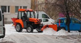 Śnieg w Białymstoku może już sypać legalnie