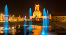 Przedstawiciele Komisji Europejskiej oglądają Rynek w Choroszczy