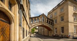 Najlepsi uczniowie mają szansę wyjechać na jeden z kolegiów Uniwersytetu Oxfordzkiego
