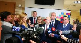 Marszałek województwa wybrany, ale propozycje na członków zarządu trzeba będzie skorygować