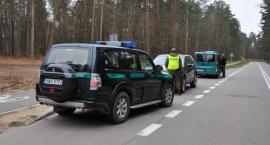 Pogranicznicy odzyskali kolejne skradzione samochody