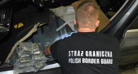 Pogranicznicy przechwycili 70 kilogramów haszyszu