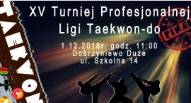 Po raz 15. Rozegrane będą zawody Profesjonalnej Ligii Taekwon-do