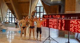 Sztafeta pływacka przyniosła wicemistrzostwo podlaskim Terytorialsom