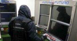 Nielegalne automaty do gier zostały zarekwirowane