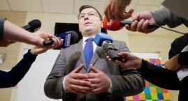Ponowny wybór Przewodniczącego Sejmiku zdjęty z porządku obrad
