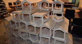 Suwalczanie mogą zgłaszać się po odbiór karmników