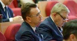 Rafał Rudnicki przeprosił radną Agnieszkę Rzeszewską, którą doprowadził do łez