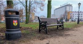 W Białymstoku pojawiły się ławki wandaloodporne