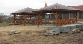 Plaża w Uhowie nabiera nowych kształtów
