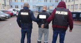Mężczyźni podejrzani o włamania zostali zatrzymani przez Policję