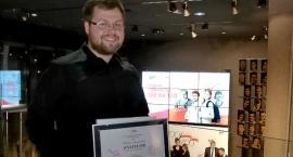 "Piotr Tomaszuk stypendystą programu ""100 na 100"""