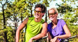 Wady wzroku, a letnia aktywność i uprawianie sportów, czyli okularnicy na start!