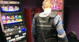 W Siemiatyczach na nielegalnych automatach już sobie nie pograją