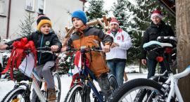 Rowery trafiły do dzieci