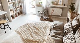 Zimowa sypialnia powinna być przytulna