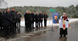 Droga między Czaplinem a Niewodnicą Kościelną otwarta od tygodnia