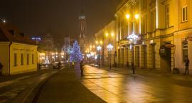 Trwa plebiscyt na najładniej oświetlone miasto. Wygrana pomoże potrzebującym
