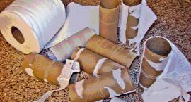 Jedna rolka papieru toaletowego na rodzinę – winni dziennikarze