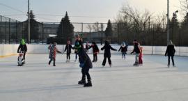 Mieszkańcy Choroszczy mogą od dziś korzystać z lodowiska