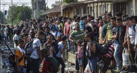 Słowo po niedzieli: Pomóc uchodźcom można tylko i wyłącznie nie wpuszczając ich do Europy