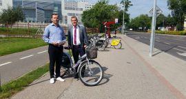 Radni PiS chcą więcej rowerów, więcej stacji i poszerzenia oferty BiKeRa