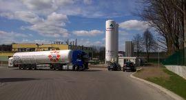 Podlaska mleczarnia skorzysta ze stacji LNG