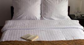 Tkaniny z Białegostoku prezentowane na międzynarodowych targach hotelarskich