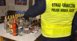 Kontrabanda zatrzymana w Bobrownikach dalej już nie pojechała