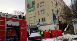 Śmiertelne potrącenie pieszej na ulicy Skłodowskiej