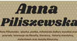 Anna Piliszewska przyjedzie na spotkanie w Książnicy Podlaskiej