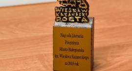 Cztery nominacje do nagrody literackiej