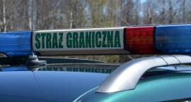 Funkcjonariusze Straży Granicznej udzielili pomocy kobiecie