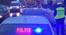 Czwartek w Łomży upłynął pod znakiem kolizji drogowych