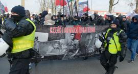 Panika przed marszem w Hajnówce rozpoczęta