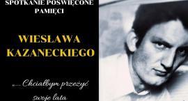 Środowe spotkanie w Książnicy Podlaskiej będzie poświęcone Wiesławowi Kazaneckiemu