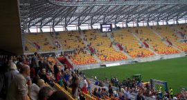 Stadion Miejski przygotowuje się do międzynarodowej imprezy